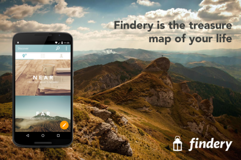 New Findery Android App!