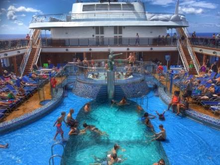 Cruise swim