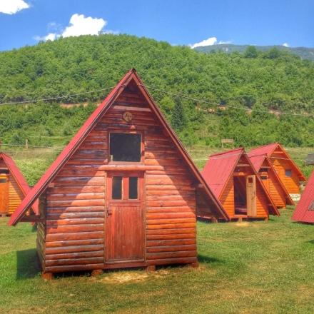 Eco camping Bosnia
