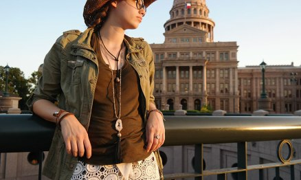 Austin, Texas, the live music capital of the world. Photo by Katja Presnal