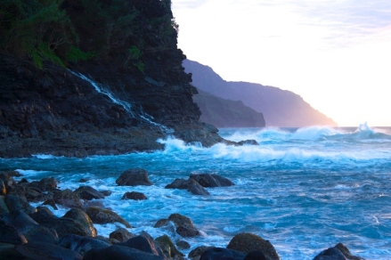 Kauai Ke e beach