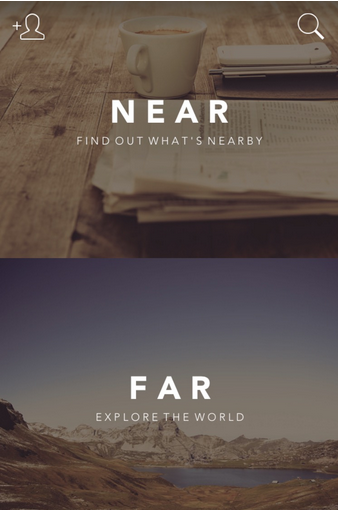 "Go ahead, give that ""near"" tab a try! And add your own finds too!"