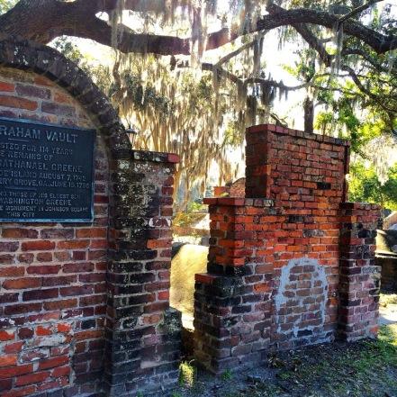 Savannah Cemetery