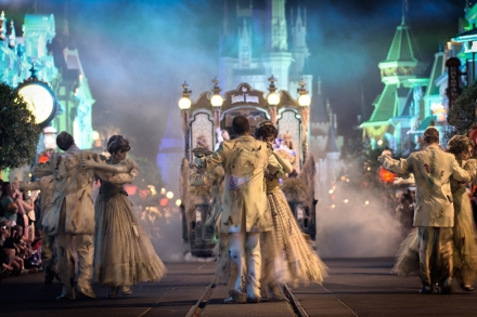 Disney...It's not so scary?