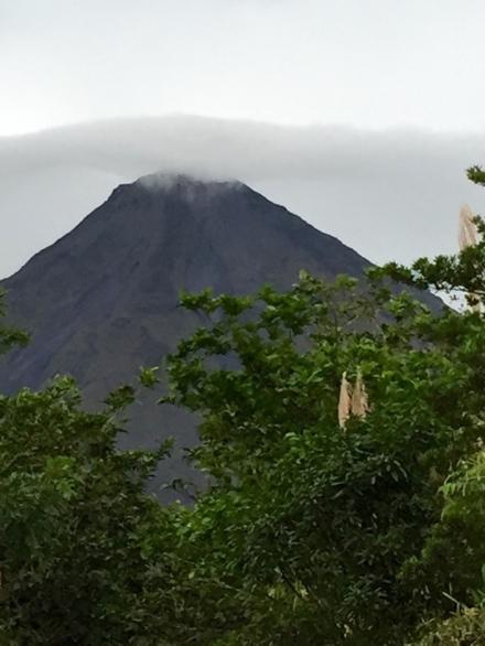 CR Volcano