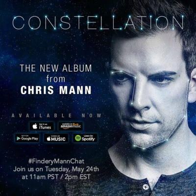 Chris Mann Twitter Chat