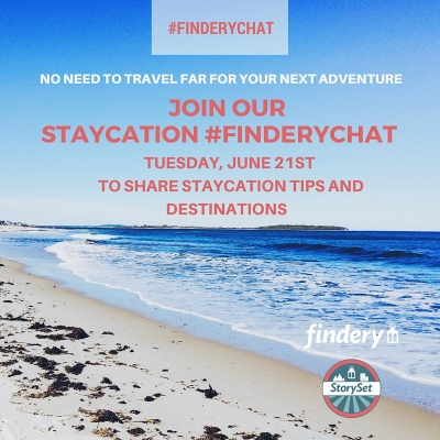 Findery Staycation FinderyChat 2